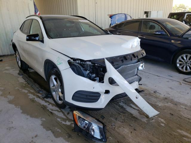 Salvage cars for sale from Copart Homestead, FL: 2019 Mercedes-Benz GLA 250