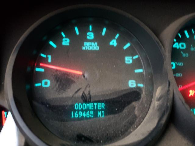 2011 GMC SIERRA K15 3GTP2UEA9BG325505