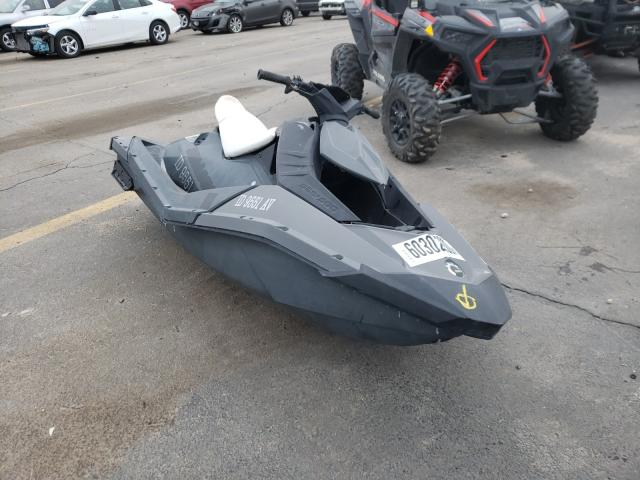 Salvage cars for sale from Copart Nampa, ID: 2015 Seadoo Spark