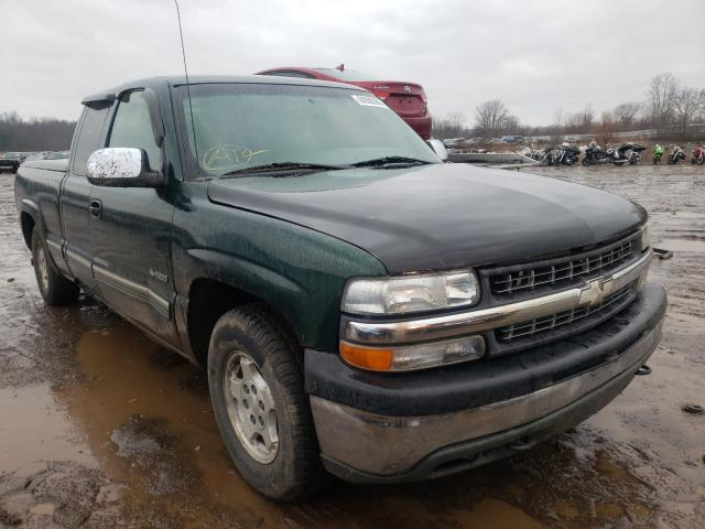 Salvage cars for sale from Copart Columbia Station, OH: 2001 Chevrolet Silverado