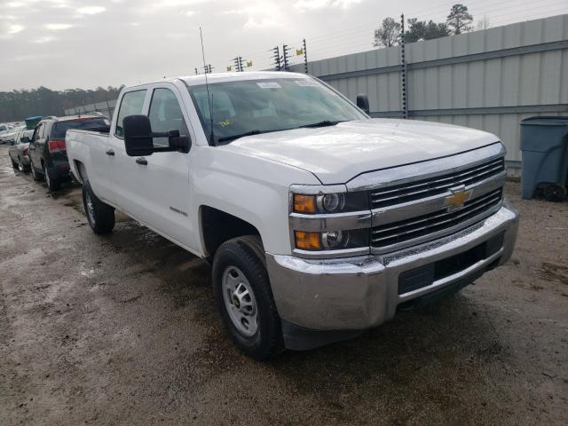 Salvage cars for sale from Copart Harleyville, SC: 2015 Chevrolet Silverado
