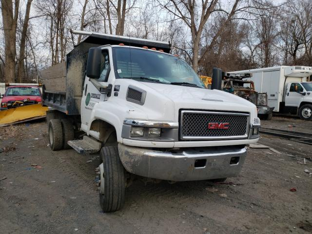 Salvage cars for sale from Copart Albany, NY: 2005 GMC C4500 C4C0