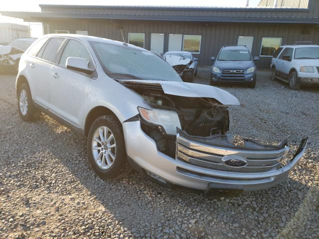 Salvage cars for sale from Copart Magna, UT: 2010 Ford Edge SEL