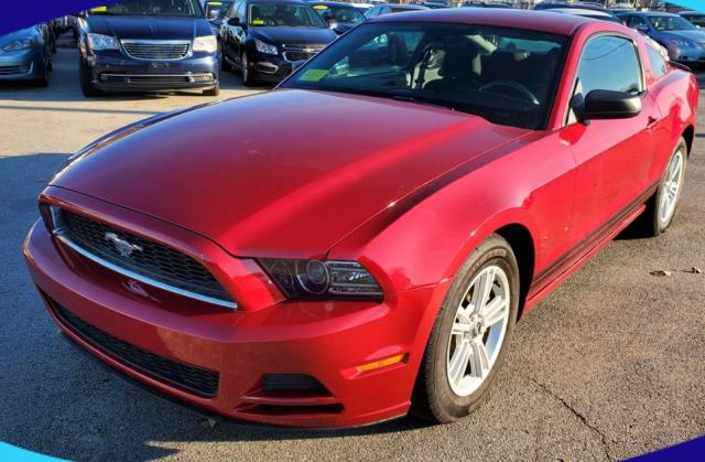 FORD MUSTANG 2013 1