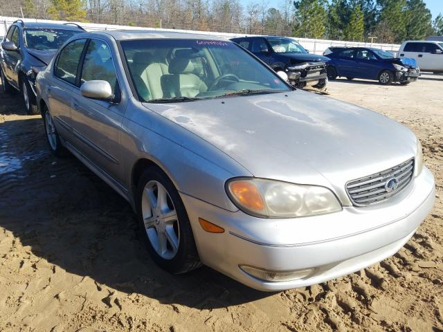 Salvage cars for sale from Copart Gaston, SC: 2004 Infiniti I35