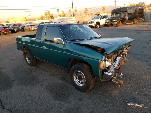 Salvage cars for sale from Copart Colton, CA: 1995 Nissan Truck King