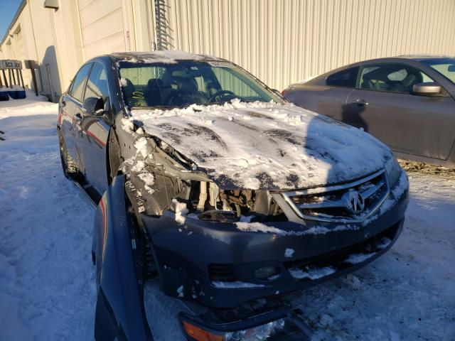 Acura TSX salvage cars for sale: 2006 Acura TSX
