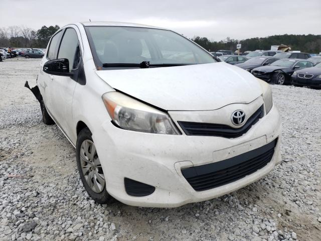 Toyota Yaris salvage cars for sale: 2013 Toyota Yaris