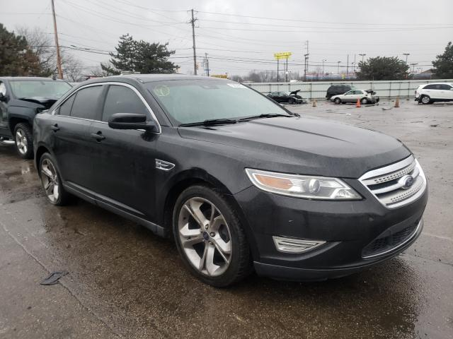 Ford Taurus SHO salvage cars for sale: 2010 Ford Taurus SHO