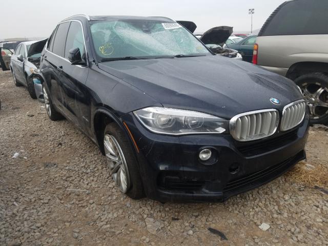 BMW Vehiculos salvage en venta: 2016 BMW X5 XDRIVE5