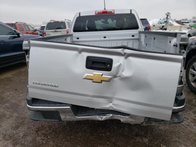 1GCHSBEA7J1308692 2018 Chevrolet Colorado 2.5L