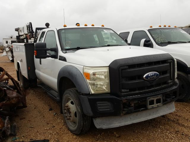 Salvage cars for sale from Copart San Antonio, TX: 2012 Ford F450 Super