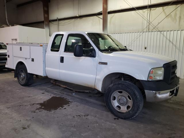 Ford F350 salvage cars for sale: 2007 Ford F350