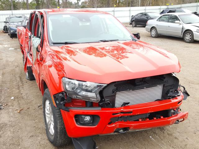 Salvage cars for sale from Copart Harleyville, SC: 2020 Ford Ranger SUP