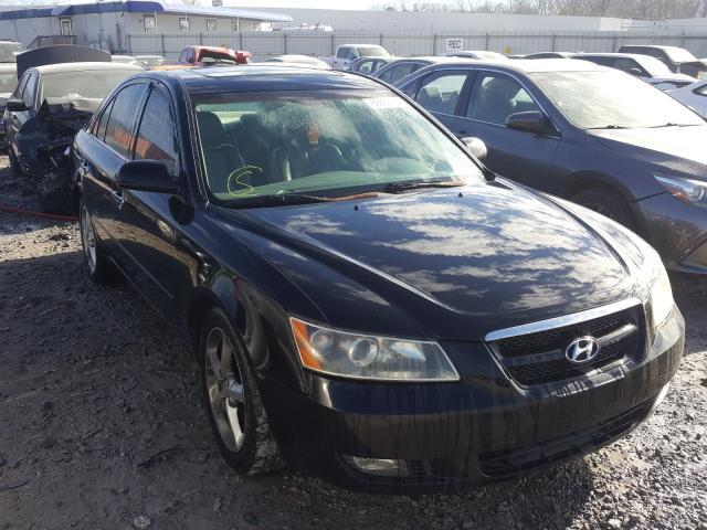 Salvage cars for sale from Copart Hueytown, AL: 2006 Hyundai Sonata GLS