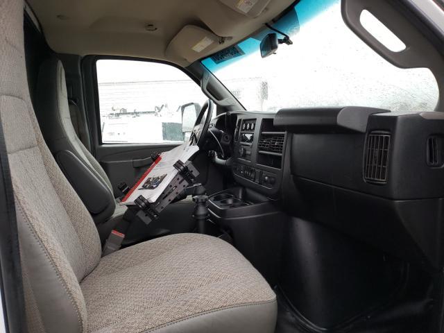 пригнать из сша 2019 Chevrolet Express G3 6.0L 1HA3GRCG9KN000652