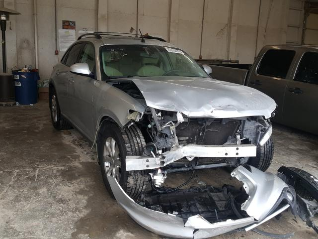 Infiniti salvage cars for sale: 2007 Infiniti FX35