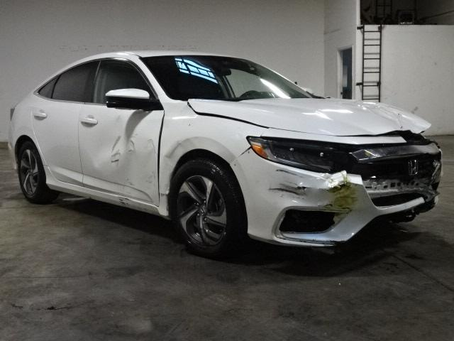 Salvage cars for sale from Copart Colton, CA: 2019 Honda Insight EX