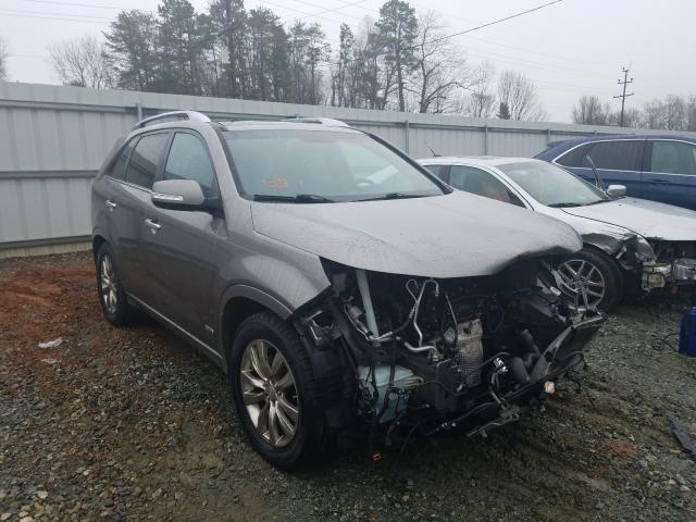 2012 KIA Sorento SX for sale in Mocksville, NC