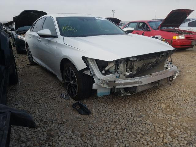 Salvage cars for sale from Copart Magna, UT: 2018 Honda Accord Sport
