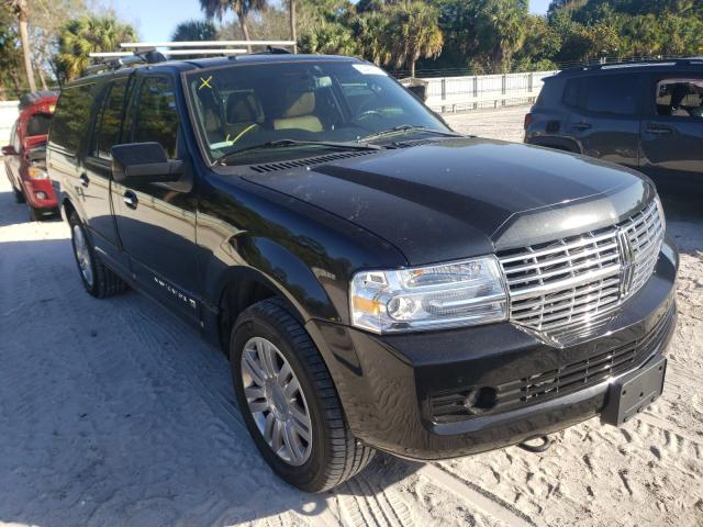 Lincoln salvage cars for sale: 2013 Lincoln Navigator