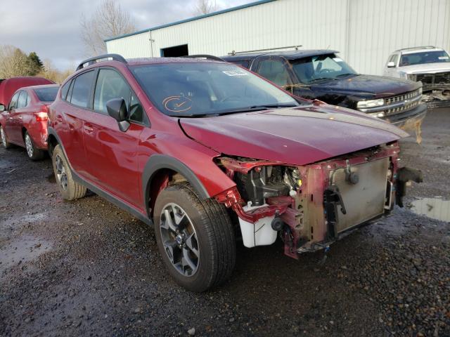 Vehiculos salvage en venta de Copart Portland, OR: 2018 Subaru Crosstrek