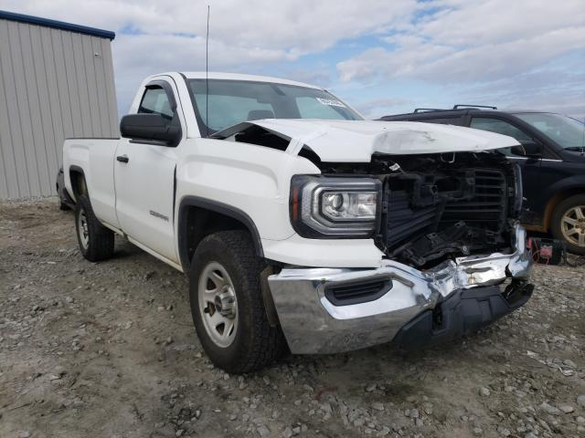 Salvage cars for sale from Copart Byron, GA: 2017 GMC Sierra C15