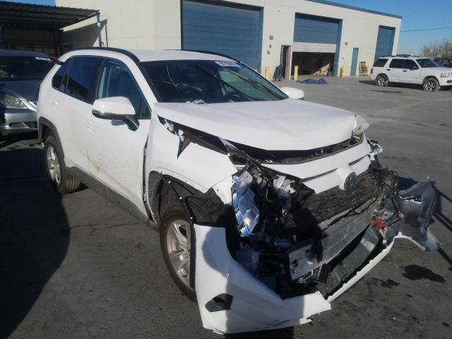 Salvage cars for sale from Copart Anthony, TX: 2021 Toyota Rav4 XLE