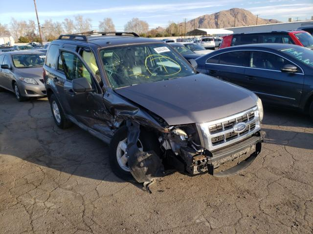 Salvage cars for sale from Copart Colton, CA: 2009 Ford Escape XLT
