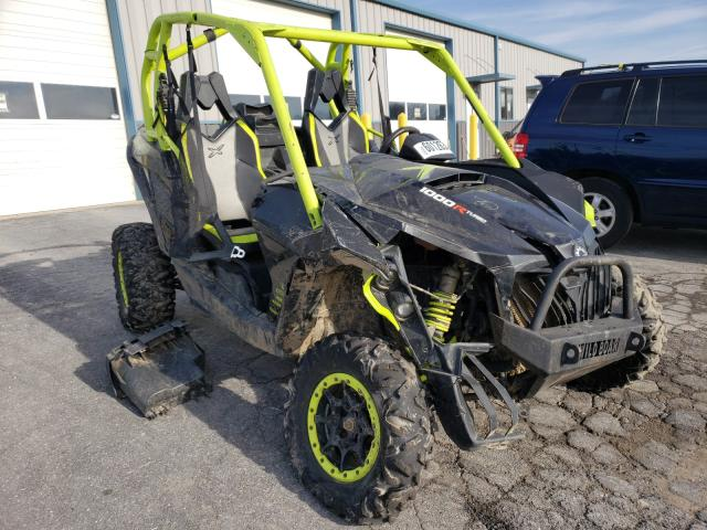 Salvage cars for sale from Copart Chambersburg, PA: 2015 Can-Am Maverick
