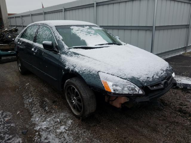 Salvage cars for sale from Copart Fort Wayne, IN: 2004 Honda Accord LX