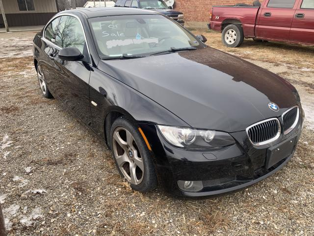 Salvage cars for sale from Copart Columbia, MO: 2008 BMW 328 XI