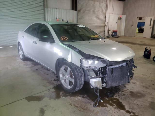Salvage cars for sale from Copart Lufkin, TX: 2009 Pontiac G6 GT