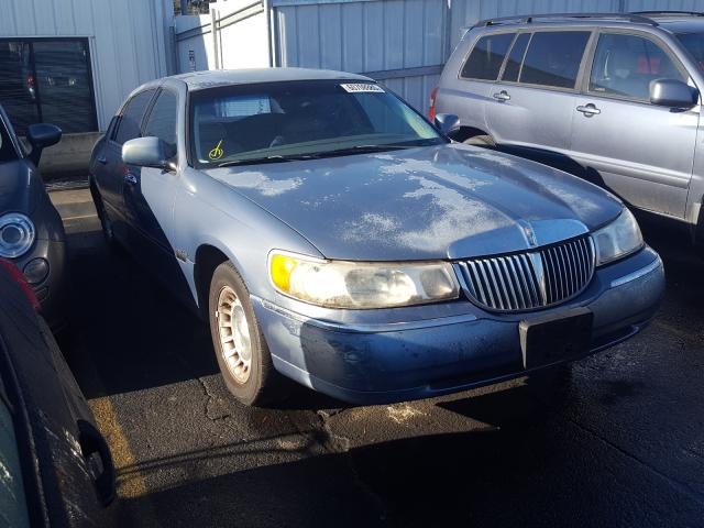 Salvage cars for sale from Copart Vallejo, CA: 1999 Lincoln Town Car E