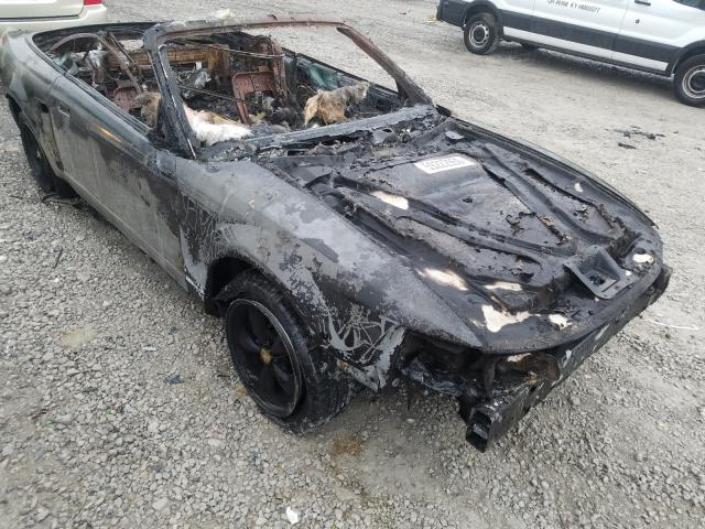Salvage cars for sale from Copart Walton, KY: 2002 Ford Mustang GT