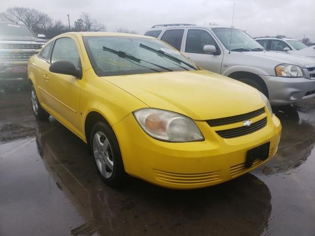 Salvage cars for sale from Copart Wilmer, TX: 2006 Chevrolet Cobalt LS