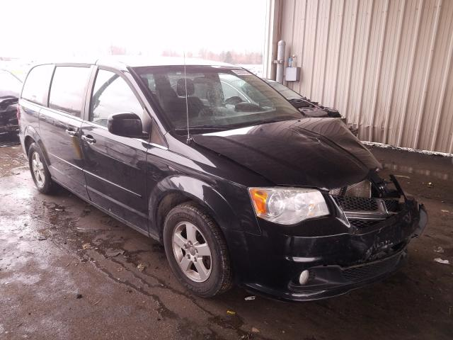 Dodge Vehiculos salvage en venta: 2012 Dodge Grand Caravan