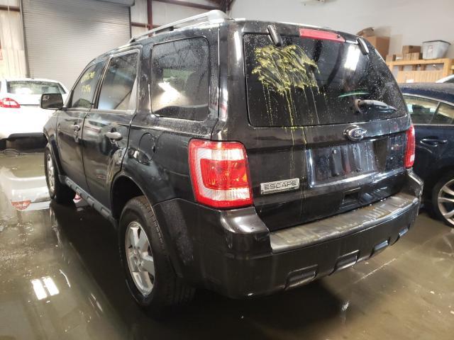купить 2010 Ford Escape Xlt 2.5L 1FMCU0D75AKB64452