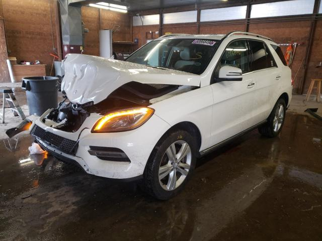 2014 MERCEDES-BENZ ML 350 4MA 4JGDA5HB8EA426792