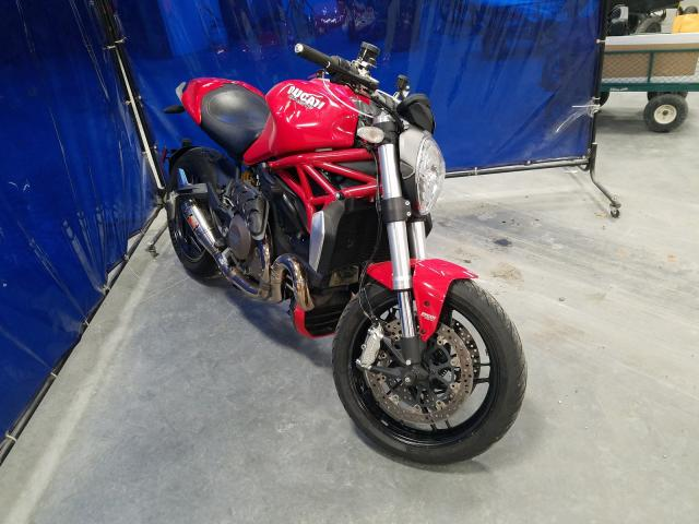 Ducati salvage cars for sale: 2014 Ducati Monster 12