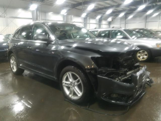 Audi Q5 salvage cars for sale: 2016 Audi Q5