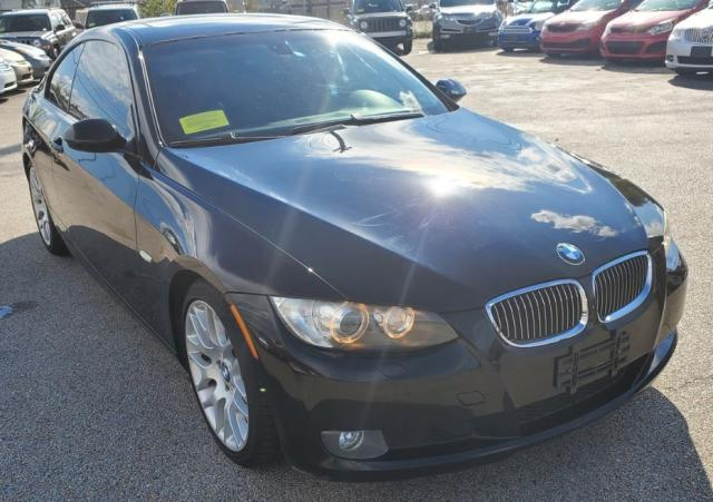 Salvage cars for sale from Copart Mendon, MA: 2009 BMW 328 I