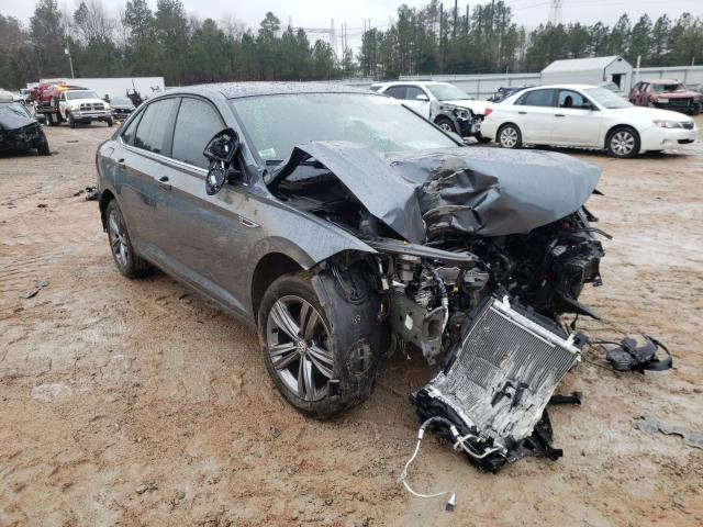 Salvage cars for sale from Copart Charles City, VA: 2019 Volkswagen Jetta S
