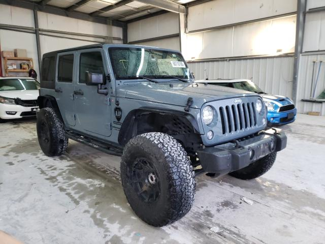 2015 Jeep Wrangler U for sale in New Braunfels, TX