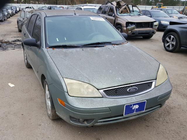Salvage cars for sale at Harleyville, SC auction: 2005 Ford Focus
