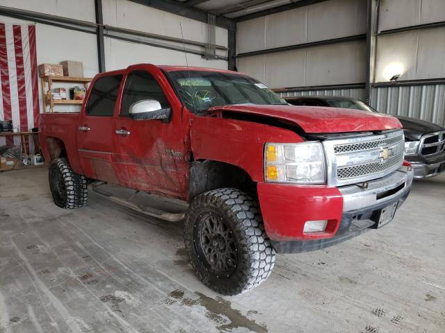 Salvage cars for sale from Copart New Braunfels, TX: 2011 Chevrolet Silverado