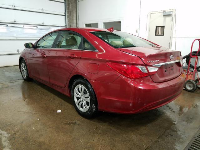 купить 2012 Hyundai Sonata 2.4L 5NPEB4AC2CH441572