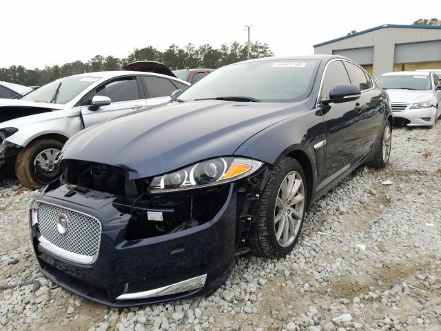 2015 Jaguar XF | Vin: SAJWA0FSXFPU87404
