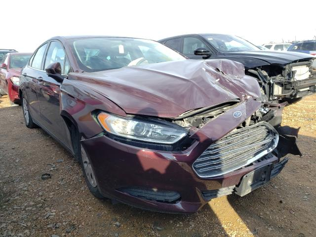2013 Ford Fusion S for sale in Bridgeton, MO