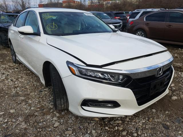 Vehiculos salvage en venta de Copart Columbus, OH: 2018 Honda Accord